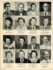 Page 10, 1953 Edition, South Pasadena High School - Copa de Oro Yearbook (South Pasadena, CA) online yearbook collection