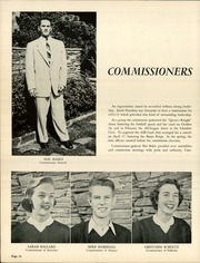 Page 12, 1953 Edition, South Pasadena High School - Copa de Oro Yearbook (South Pasadena, CA) online yearbook collection