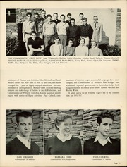Page 13, 1953 Edition, South Pasadena High School - Copa de Oro Yearbook (South Pasadena, CA) online yearbook collection
