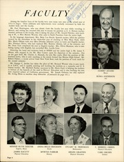 Page 8, 1953 Edition, South Pasadena High School - Copa de Oro Yearbook (South Pasadena, CA) online yearbook collection
