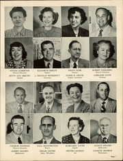 Page 9, 1953 Edition, South Pasadena High School - Copa de Oro Yearbook (South Pasadena, CA) online yearbook collection