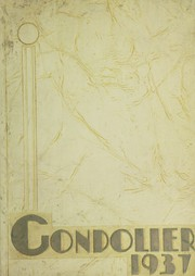 Page 1, 1937 Edition, Venice High School - Gondolier Yearbook (Venice, CA) online yearbook collection