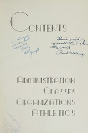 Page 11, 1937 Edition, Venice High School - Gondolier Yearbook (Venice, CA) online yearbook collection