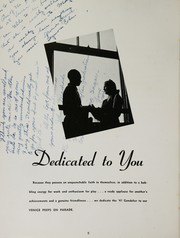 Page 12, 1941 Edition, Venice High School - Gondolier Yearbook (Venice, CA) online yearbook collection