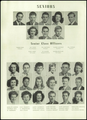 Page 14, 1945 Edition, Redondo Union High School - Pilot Yearbook (Redondo Beach, CA) online yearbook collection