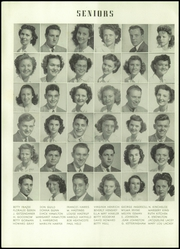 Page 16, 1945 Edition, Redondo Union High School - Pilot Yearbook (Redondo Beach, CA) online yearbook collection