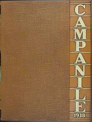 Page 1, 1938 Edition, Woodrow Wilson High School - Campanile Yearbook (Long Beach, CA) online yearbook collection
