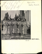 Page 7, 1938 Edition, Woodrow Wilson High School - Campanile Yearbook (Long Beach, CA) online yearbook collection