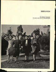 Page 8, 1938 Edition, Woodrow Wilson High School - Campanile Yearbook (Long Beach, CA) online yearbook collection