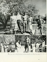 Page 16, 1950 Edition, Woodrow Wilson High School - Campanile Yearbook (Long Beach, CA) online yearbook collection