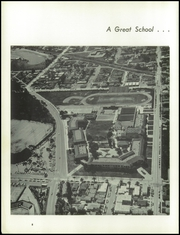 Page 12, 1955 Edition, Woodrow Wilson High School - Campanile Yearbook (Long Beach, CA) online yearbook collection