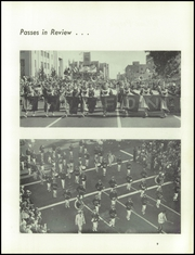 Page 13, 1955 Edition, Woodrow Wilson High School - Campanile Yearbook (Long Beach, CA) online yearbook collection