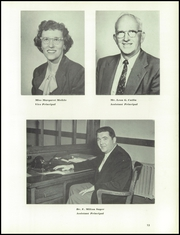 Page 17, 1955 Edition, Woodrow Wilson High School - Campanile Yearbook (Long Beach, CA) online yearbook collection