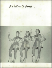 Page 6, 1955 Edition, Woodrow Wilson High School - Campanile Yearbook (Long Beach, CA) online yearbook collection