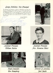 Page 13, 1961 Edition, Woodrow Wilson High School - Campanile Yearbook (Long Beach, CA) online yearbook collection