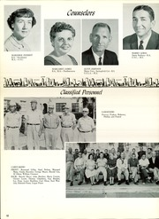Page 14, 1961 Edition, Woodrow Wilson High School - Campanile Yearbook (Long Beach, CA) online yearbook collection
