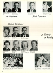 Page 16, 1961 Edition, Woodrow Wilson High School - Campanile Yearbook (Long Beach, CA) online yearbook collection