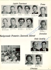 Page 17, 1961 Edition, Woodrow Wilson High School - Campanile Yearbook (Long Beach, CA) online yearbook collection