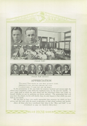 Page 17, 1928 Edition, Anaheim Union High School - Colonist Yearbook (Anaheim, CA) online yearbook collection