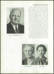Page 16, 1939 Edition, Anaheim Union High School - Colonist Yearbook (Anaheim, CA) online yearbook collection