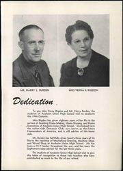 Page 9, 1946 Edition, Anaheim Union High School - Colonist Yearbook (Anaheim, CA) online yearbook collection
