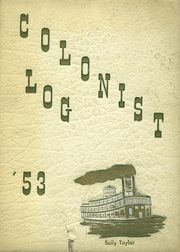 Anaheim Union High School - Colonist Yearbook (Anaheim, CA) online yearbook collection, 1953 Edition, Page 1