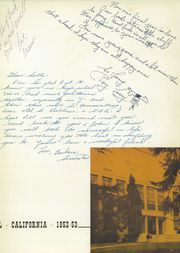 Page 7, 1953 Edition, Anaheim Union High School - Colonist Yearbook (Anaheim, CA) online yearbook collection