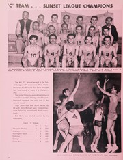 Page 138, 1955 Edition, Anaheim Union High School - Colonist Yearbook (Anaheim, CA) online yearbook collection