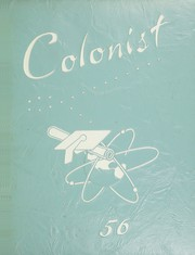 Anaheim Union High School - Colonist Yearbook (Anaheim, CA) online yearbook collection, 1956 Edition, Page 1