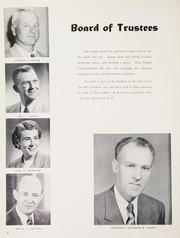 Page 14, 1956 Edition, Anaheim Union High School - Colonist Yearbook (Anaheim, CA) online yearbook collection