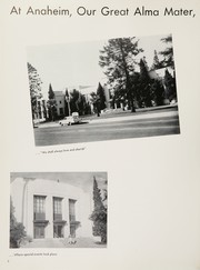 Page 12, 1959 Edition, Anaheim Union High School - Colonist Yearbook (Anaheim, CA) online yearbook collection