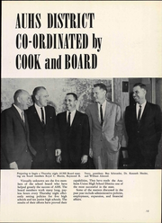 Page 21, 1963 Edition, Anaheim Union High School - Colonist Yearbook (Anaheim, CA) online yearbook collection