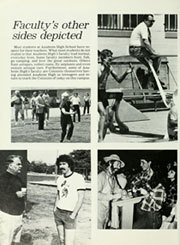Page 100, 1981 Edition, Anaheim Union High School - Colonist Yearbook (Anaheim, CA) online yearbook collection