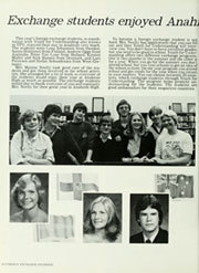 Page 54, 1981 Edition, Anaheim Union High School - Colonist Yearbook (Anaheim, CA) online yearbook collection