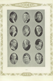 Page 15, 1925 Edition, Chico High School - Caduceus Yearbook (Chico, CA) online yearbook collection
