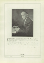 Page 17, 1928 Edition, Chico High School - Caduceus Yearbook (Chico, CA) online yearbook collection