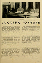 Page 17, 1935 Edition, Chico High School - Caduceus Yearbook (Chico, CA) online yearbook collection