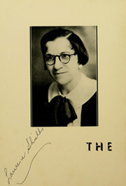 Page 6, 1935 Edition, Chico High School - Caduceus Yearbook (Chico, CA) online yearbook collection
