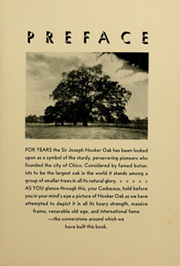 Page 9, 1935 Edition, Chico High School - Caduceus Yearbook (Chico, CA) online yearbook collection