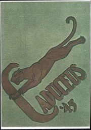 1945 Edition, Chico High School - Caduceus Yearbook (Chico, CA)
