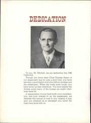 Page 10, 1946 Edition, Chico High School - Caduceus Yearbook (Chico, CA) online yearbook collection