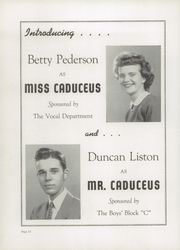 Page 14, 1947 Edition, Chico High School - Caduceus Yearbook (Chico, CA) online yearbook collection