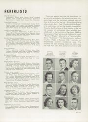 Page 15, 1947 Edition, Chico High School - Caduceus Yearbook (Chico, CA) online yearbook collection