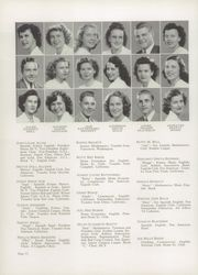 Page 16, 1947 Edition, Chico High School - Caduceus Yearbook (Chico, CA) online yearbook collection