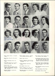 Page 17, 1949 Edition, Chico High School - Caduceus Yearbook (Chico, CA) online yearbook collection