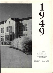 Page 9, 1949 Edition, Chico High School - Caduceus Yearbook (Chico, CA) online yearbook collection