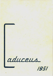 1951 Edition, Chico High School - Caduceus Yearbook (Chico, CA)