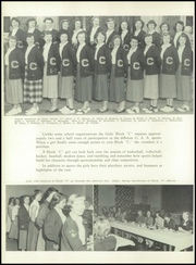 Page 124, 1954 Edition, Chico High School - Caduceus Yearbook (Chico, CA) online yearbook collection