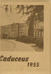 1955 Edition, Chico High School - Caduceus Yearbook (Chico, CA)