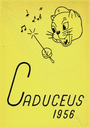1956 Edition, Chico High School - Caduceus Yearbook (Chico, CA)